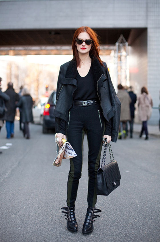 A Lesson In Winter Layering With Taylor Tomasi Hill Fashion Exposed Online