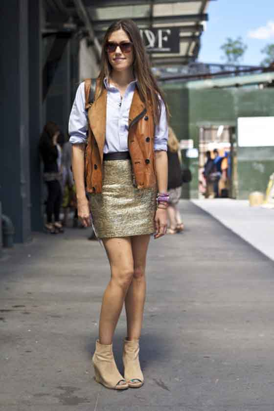 Transitioning the must-have leather trend into your summer ...