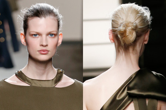 5 Hairbrushes Defying The Undone Hair Trend: NYFW Autumn Winter Hair Trends: The `undone' Look