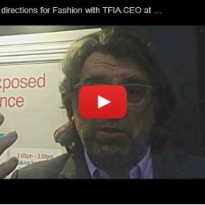 Future directions for Fashion with TFIA CEO at Fashion Exposed 2013