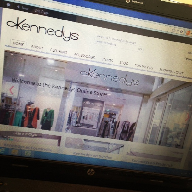 KENNEDYS ON-LINE S