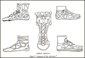 ancient-roman-gladiator-sandals