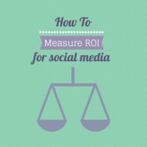 Is it possible to measure ROI in socialmedia?