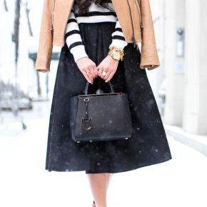 We Love: The Midi Skirt