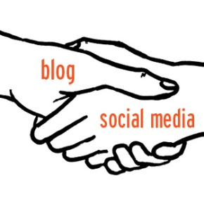 Why blogging needs social and vice versa