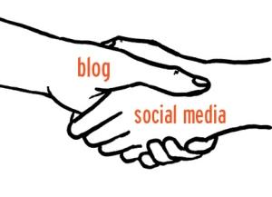blog and social