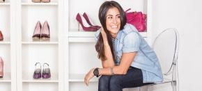 Jodie Fox talks shoes andbusiness