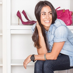 Jodie Fox talks shoes and business