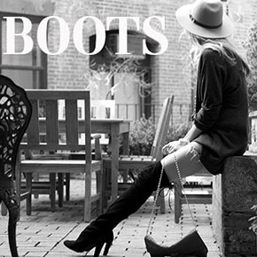 We Love: Boots
