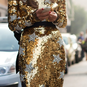 WE LOVE: All that glitters