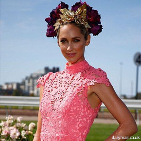 Melbourne Cup Carnival 2015 – Fashion on theField