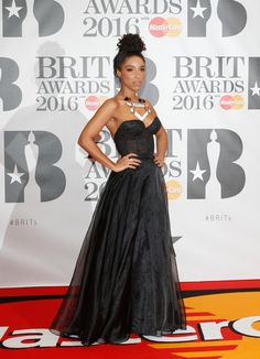 attends the BRIT Awards 2016 at The O2 Arena on February 24, 2016 in London, England.