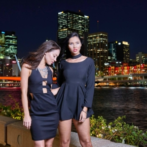 Living Dead Clothing takes to high fashion with their new collections, MUSE Swimwear and Social Debut
