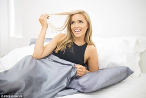 Functional Friday: Keep your sheets fake tan-free with Tanzee – the tanning sleepingbag