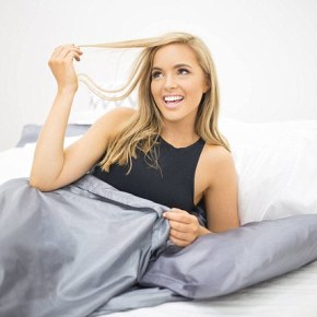 Functional Friday: Keep your sheets fake tan-free with Tanzee – the tanning sleeping bag