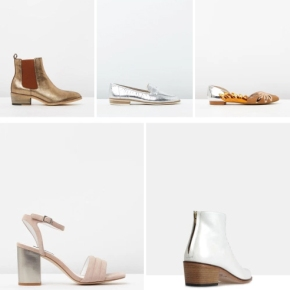 Trending: Ultra-Luxe Footwear