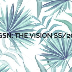 WGSN S/S 2018Vision