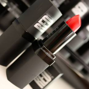 World's largest red lipstick range rebrands as RED Cosmetica