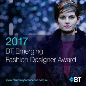 Apply for the BT Emerging Fashion Designer Award2017