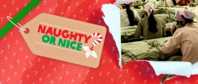 Oxfam Australia release 'Naughty or Nice?' list of ethical fashionoutlets